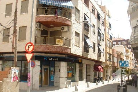 Piso en venta en Bigastro, Bigastro, Alicante, Calle Purísima, 48.891 €, 3 habitaciones, 2 baños, 85 m2