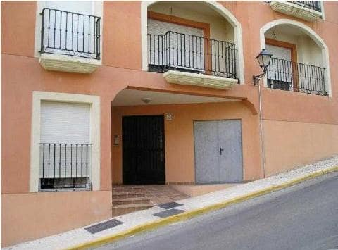 Piso en venta en Turre, Almería, Calle Malaga, 49.300 €, 2 habitaciones, 1 baño, 78 m2