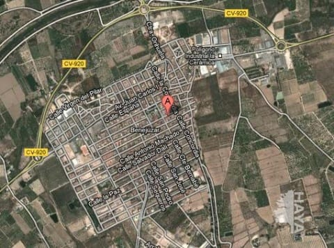 Local en venta en Benejúzar, Alicante, Calle del Rosario, 40.447 €, 51 m2