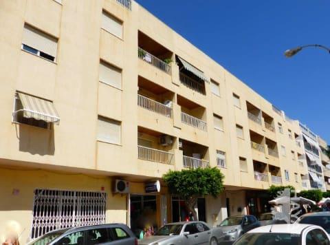 Piso en venta en Garrucha, Almería, Calle Mayor, 104.288 €, 4 habitaciones, 2 baños, 127 m2