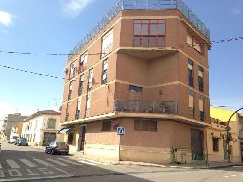 Piso en venta en Villarrobledo, Albacete, Calle Santo Domingo de Guzman, 82.600 €, 3 habitaciones, 1 baño, 118 m2