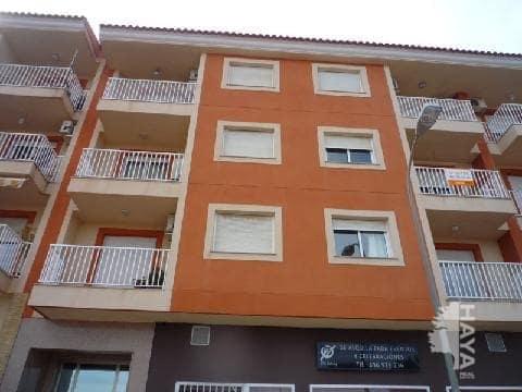 Piso en venta en Fuente Álamo de Murcia, Murcia, Calle Ronda de Levante, 87.000 €, 3 habitaciones, 1 baño, 113 m2