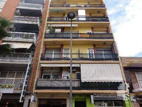 Piso en venta en Burjassot, Valencia, Calle Ctra de Lliria, 33.000 €, 2 habitaciones, 1 baño, 95 m2