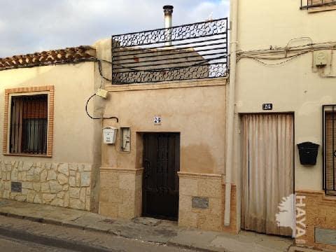 Piso en venta en San Clemente, Cuenca, Calle San Roque, 52.000 €, 5 habitaciones, 1 baño, 133 m2