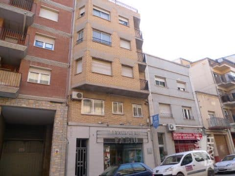 Piso en venta en Tàrrega, Lleida, Calle Sant Pere Claver, 80.174 €, 3 habitaciones, 1 baño, 103 m2