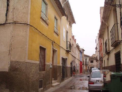 Casa en venta en El Cabezo, Bullas, Murcia, Calle Rodenas, 27.560 €, 5 habitaciones, 2 baños, 198 m2