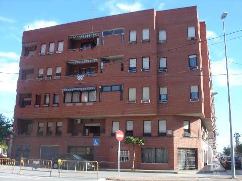 Piso en venta en Almoradí, Alicante, Avenida España, 44.199 €, 3 habitaciones, 1 baño, 103 m2