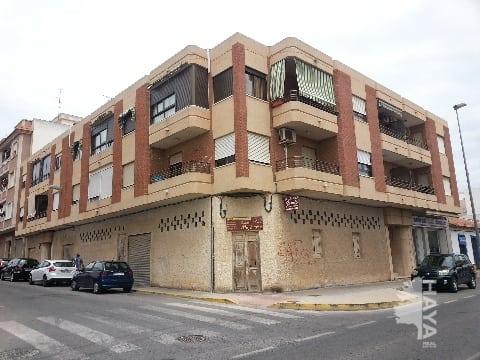 Piso en venta en Los Montesinos, Alicante, Calle Carlos Diez, 56.854 €, 4 habitaciones, 1 baño, 129 m2