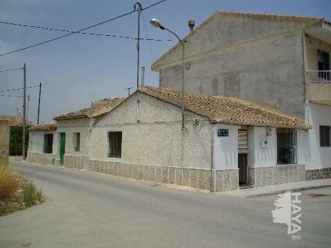 Piso en venta en Piso en Torre-pacheco, Murcia, 59.442 €, 2 habitaciones, 1 baño, 92 m2