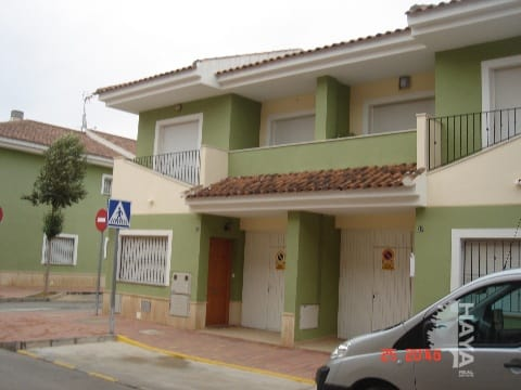 Casa en venta en Casa en Torre-pacheco, Murcia, 102.734 €, 3 habitaciones, 2 baños, 99 m2, Garaje