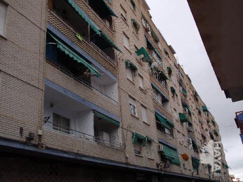 Piso en venta en Molina de Segura, Murcia, Calle Tirso de Molina, 49.154 €, 3 habitaciones, 1 baño, 89 m2