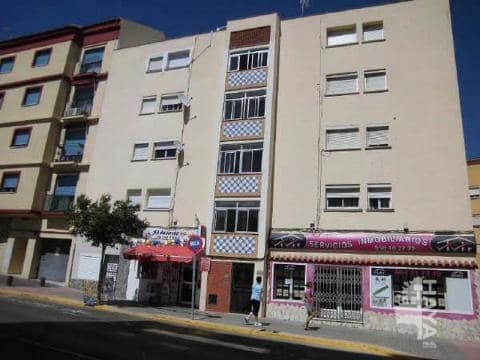 Piso en venta en El Rinconcillo, Algeciras, Cádiz, Calle Principes de España, 43.200 €, 3 habitaciones, 1 baño, 75 m2