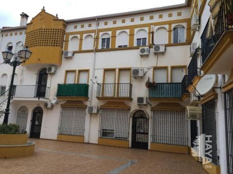 Piso en venta en Gibraleón, Huelva, Calle Hermanos Pinzon, 53.400 €, 3 habitaciones, 1 baño, 75 m2