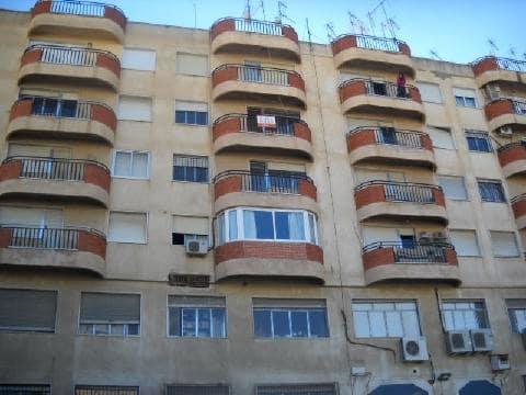 Piso en venta en L´asil, Albox, Almería, Avenida Puente, 22.990 €, 3 habitaciones, 1 baño, 91 m2