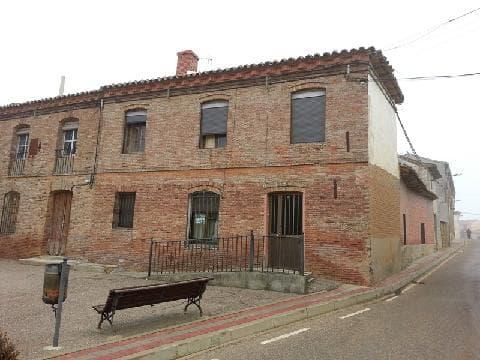 Casa en venta en Villacarralón, Valladolid, Plaza Constitución, 32.546 €, 4 habitaciones, 1 baño, 134 m2