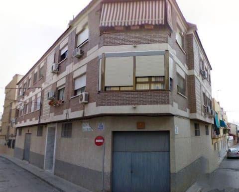 Piso en venta en Algaida, Archena, Murcia, Calle Comandante Sanchez Paredes, 49.142 €, 3 habitaciones, 6 baños, 107 m2