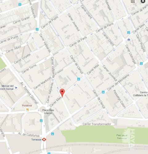 Casa en venta en Collblanc, L` Hospitalet de Llobregat, Barcelona, Pasaje Oliveras, 85.400 €, 3 habitaciones, 1 baño, 88 m2