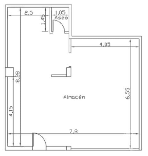 Local en venta en Tarragona, Tarragona, Calle Riu Llobregat, 25.600 €, 63 m2