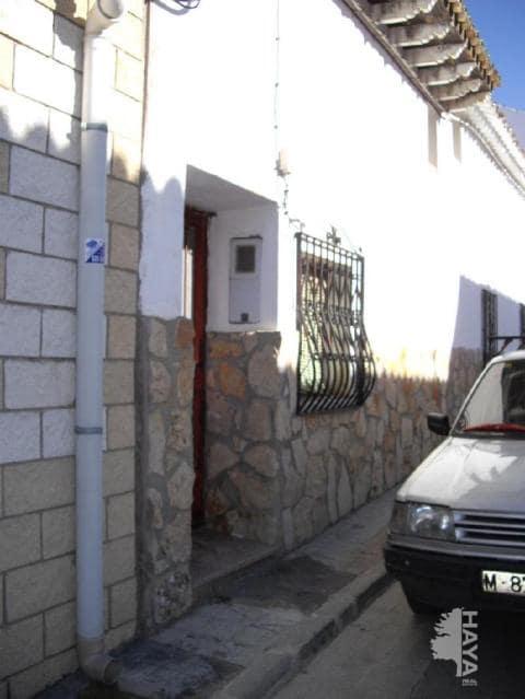Casa en venta en Villamayor de Santiago, Villamayor de Santiago, Cuenca, Calle Torreon, 19.500 €, 1 habitación, 1 baño, 60 m2