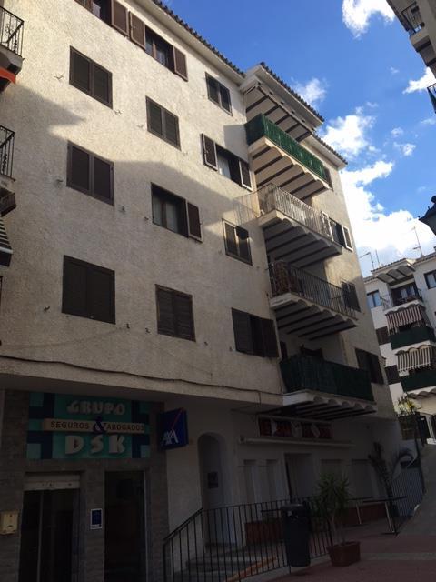 Piso en venta en Moraira, Teulada, Alicante, Calle Verge del Carmen, 100.000 €, 2 habitaciones, 1 baño, 62 m2