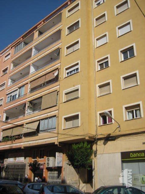 Piso en venta en Dénia, Alicante, Calle Patricio Ferrandiz, 68.465 €, 4 habitaciones, 1 baño, 104 m2