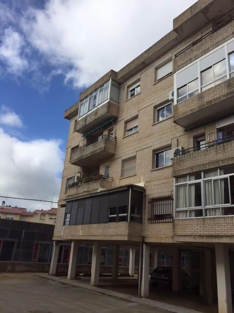 Piso en venta en Cáceres, Cáceres, Avenida Antonio Hurtado, 120.600 €, 2 habitaciones, 2 baños, 107 m2