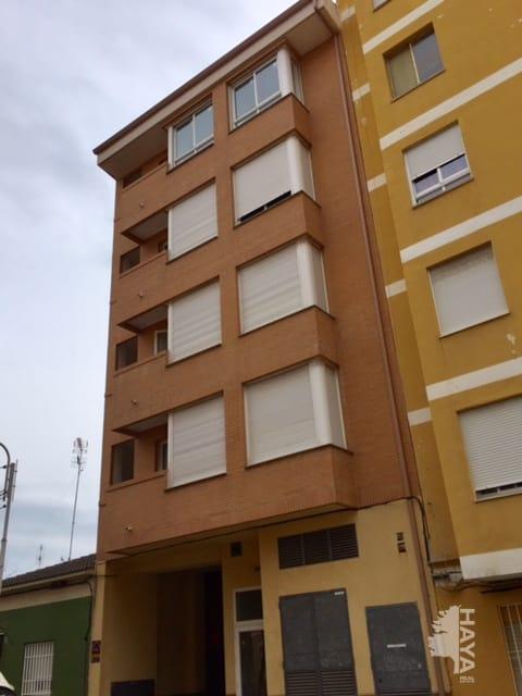 Piso en venta en Gandia, Valencia, Calle Padilla, 91.000 €, 1 habitación, 1 baño, 83 m2