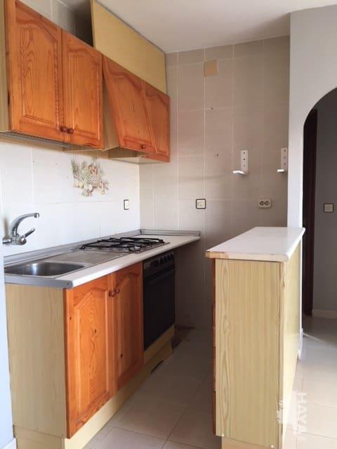 Piso en venta en Piso en San Javier, Murcia, 79.000 €, 1 habitación, 1 baño, 64 m2, Garaje
