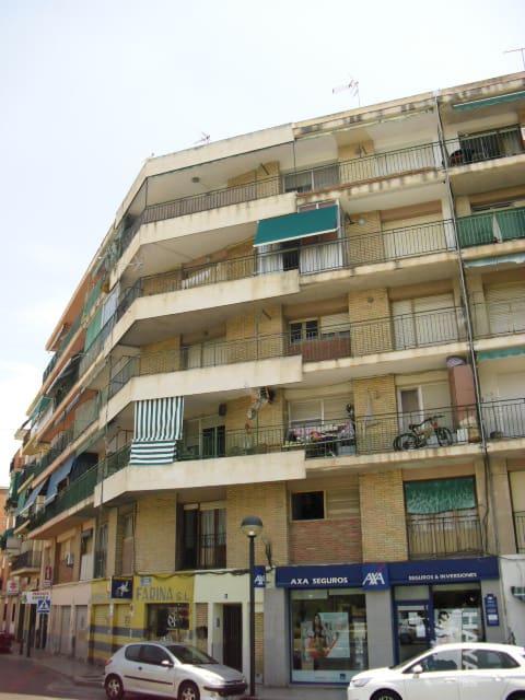 Piso en venta en Sant Joan D`alacant, Alicante, Calle Ramon de Campoamor, 52.148 €, 3 habitaciones, 1 baño, 102 m2