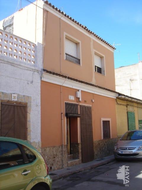 Piso en venta en Alzira, Valencia, Calle Numancia, 32.258 €, 4 habitaciones, 1 baño, 116 m2