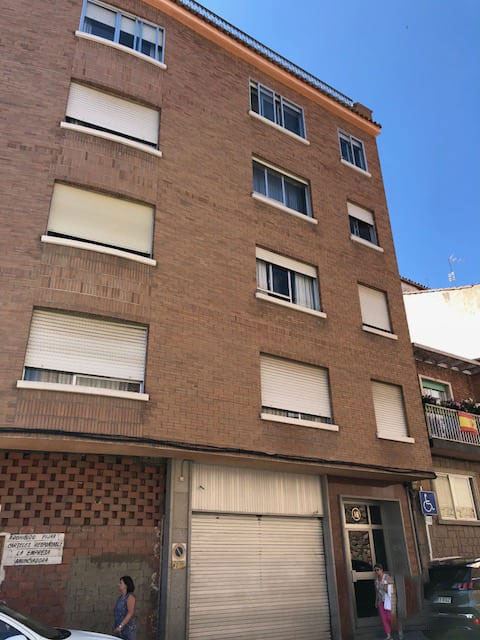 Piso en venta en Ávila, Ávila, Calle San Juan de la Cruz, 86.000 €, 3 habitaciones, 1 baño, 97 m2