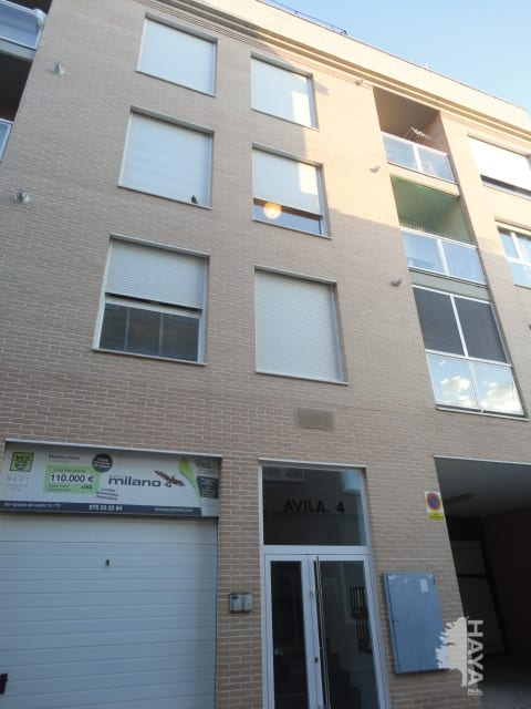 Parking en venta en Utebo, Zaragoza, Calle Avila, 28.300 €, 61 m2