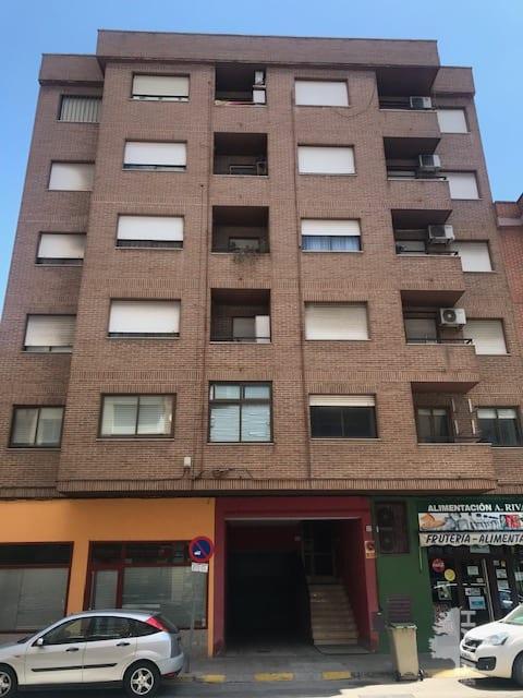 Piso en venta en Barrio de Santa Maria, Talavera de la Reina, Toledo, Calle Calera, 79.695 €, 3 habitaciones, 2 baños, 103 m2