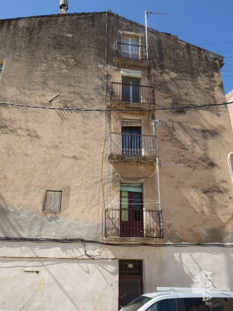 Piso en venta en Bítem, Tortosa, Tarragona, Plaza Sant Jaume, 23.520 €, 2 habitaciones, 1 baño, 54 m2
