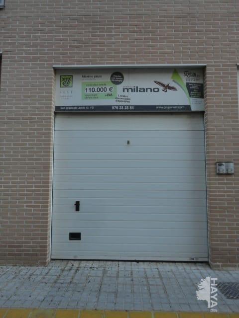 Parking en venta en Setabia, Utebo, Zaragoza, Calle Avila, 17.490 €, 34 m2