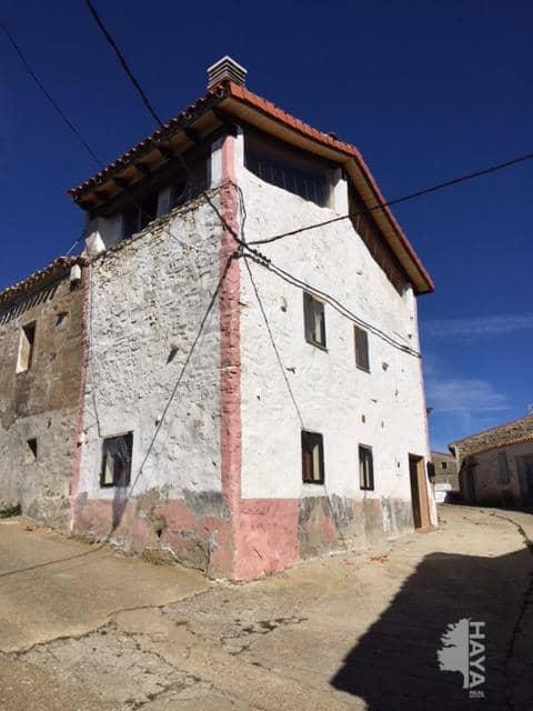 Piso en venta en Fuentes de Magaña, Fuentes de Magaña, Soria, Calle Egido, 19.000 €, 3 habitaciones, 1 baño, 162 m2
