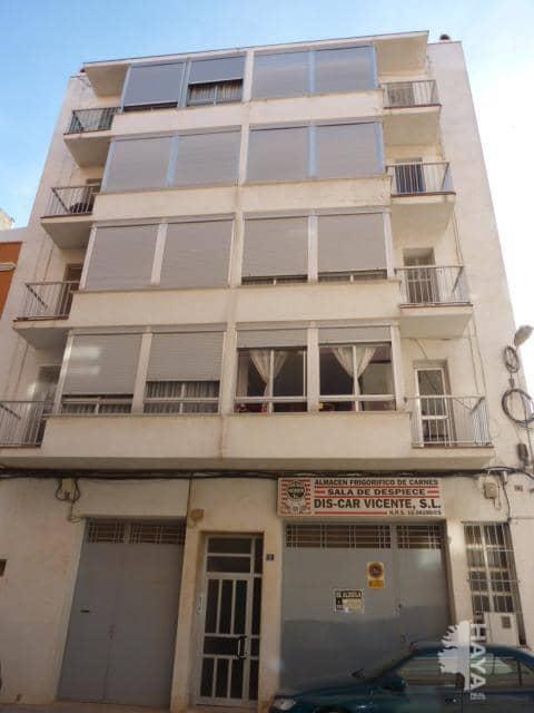 Piso en venta en Benicarló, Castellón, Calle Mariano Benlliure, 52.800 €, 3 habitaciones, 1 baño, 90 m2
