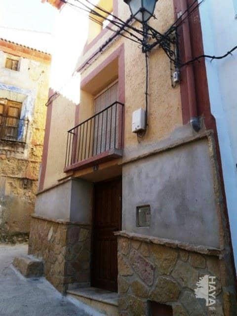 Casa en venta en Oliete, Oliete, Teruel, Calle Perro (el), 44.800 €, 3 habitaciones, 1 baño, 55 m2