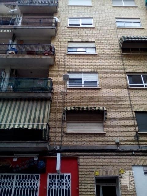 Piso en venta en Gandia, Valencia, Calle Pintor Sorolla, 38.800 €, 3 habitaciones, 1 baño, 80 m2
