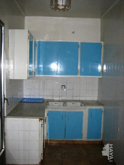 Piso en venta en Poblados Marítimos, Burriana, Castellón, Calle Marcelino Menendez Pelayo, 36.200 €, 3 habitaciones, 1 baño, 71 m2