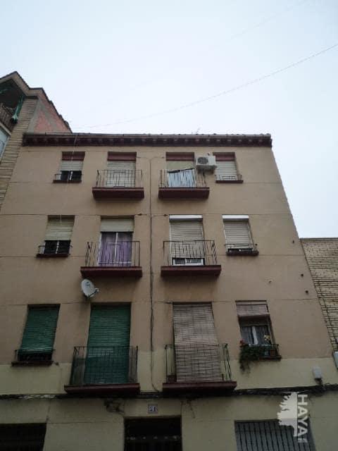Piso en venta en Arrabal, Zaragoza, Zaragoza, Calle Jose M Matheu, 40.000 €, 2 habitaciones, 1 baño, 52 m2