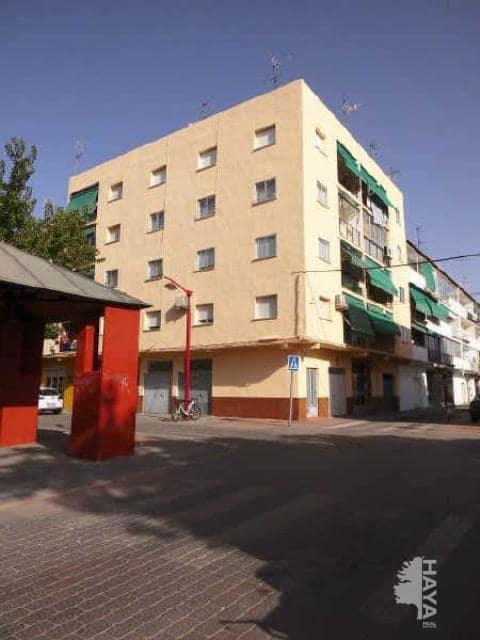 Piso en venta en Alcázar de San Juan, Ciudad Real, Calle Clavileño, 45.900 €, 3 habitaciones, 1 baño, 90 m2