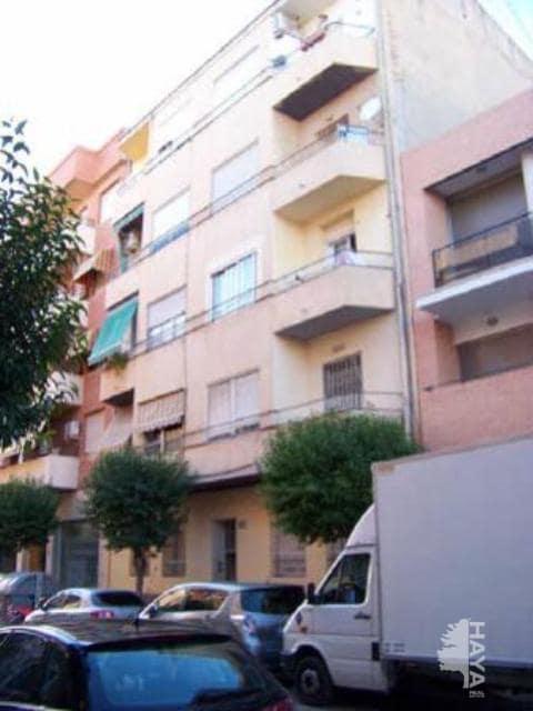 Piso en venta en San Vicente del Raspeig/sant Vicent del Raspeig, Alicante, Calle Echegaray, 65.100 €, 4 habitaciones, 1 baño, 108 m2