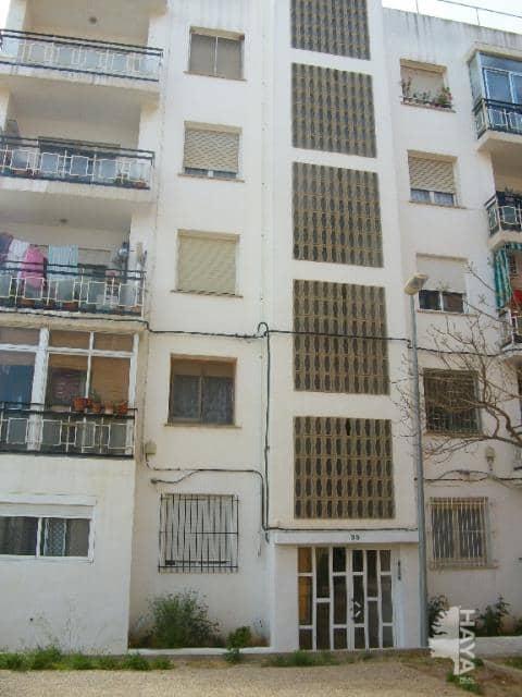 Piso en venta en Vinaròs, Castellón, Avenida Madrid, 49.700 €, 3 habitaciones, 1 baño, 89 m2