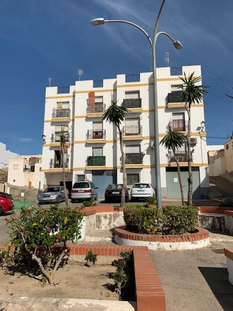 Piso en venta en Vera, Almería, Plaza Andalucía, 82.900 €, 3 habitaciones, 2 baños, 106 m2