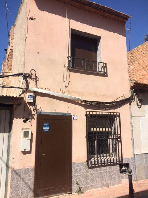 Casa en venta en Murcia, Murcia, Murcia, Calle Baquerin, 40.000 €, 3 habitaciones, 1 baño, 137 m2