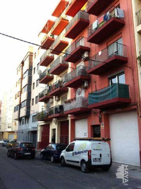 Piso en venta en Urbanización Penyeta Roja, Castellón de la Plana/castelló de la Plana, Castellón, Calle Historiador Escolano, 30.600 €, 3 habitaciones, 1 baño, 69 m2