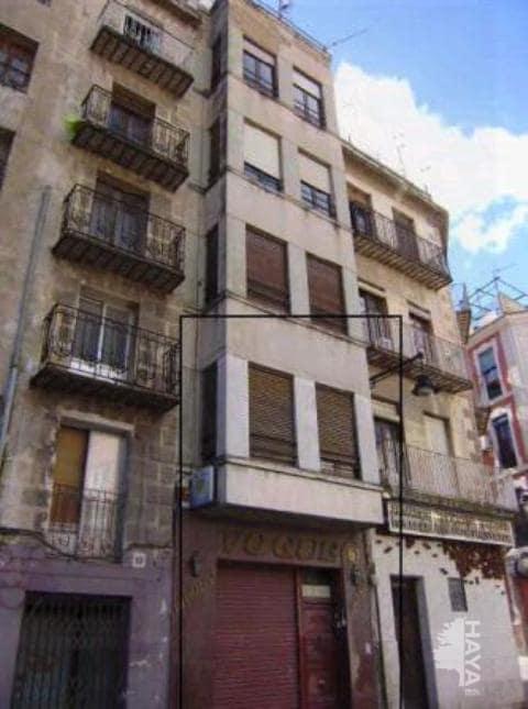 Piso en venta en Zona Alta, Alcoy/alcoi, Alicante, Calle Cami (el), 14.000 €, 1 habitación, 1 baño, 44 m2