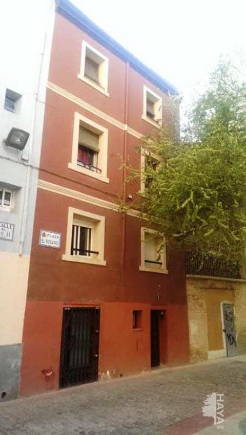 Piso en venta en Arrabal, Zaragoza, Zaragoza, Plaza Rosario, 41.400 €, 1 habitación, 1 baño, 45 m2