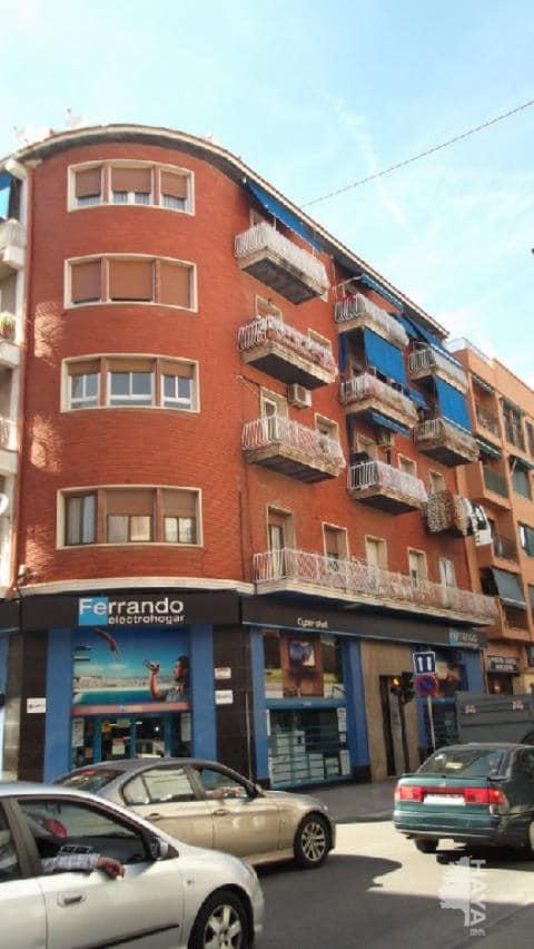 Piso en venta en Gandia, Valencia, Calle Sant Rafael, 34.200 €, 3 habitaciones, 1 baño, 93 m2